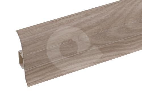 Podlahová lišta soklová Cezar Premium dekor 171