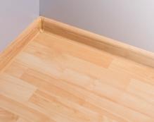 Laminátová podlaha White Line Ahorn 1376x193x7mm