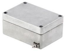 Kovová elektroinstalační krabice Klippon K02
