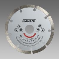 Den Braven diamantový kotouč segment standard 180mm