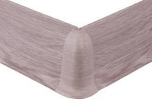 Cezar PREMIUM vnější roh, PVC, 59mm,, dub labrador, dekor 196