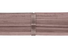 Cezar PREMIUM spojka, PVC, 59mm, bambus africký, dekor 115
