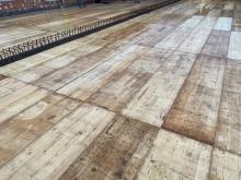 Zřízení bedněni  pro železobetonový strop
