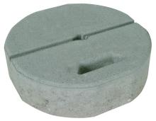 Betonový podstavec bez klínu Dehn 337/17kg