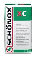Schonox XC - Cementová samonivelační stěrka pro tloušťky 2-10mm 25kg