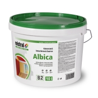 Mistral Albica Pro Mix B2 otěruvzdorná matná tónovatelná 10l