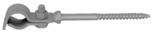 Držák jímače a ochranné trubky do dřeva 8/200mm DJDbp Tremis