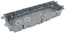 Elektroinstalační krabice Kopos do betonu bezhalogen, 249x71x41mm