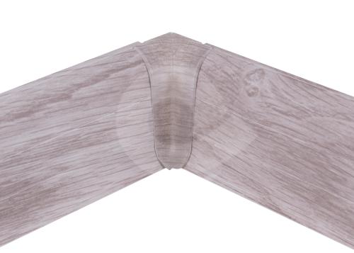 Cezar PREMIUM vnitřní roh, PVC, 59mm, jasan baltimore, dekor 142