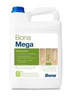 Jednosložkový polyuretanový lak na vodní bázi Bona Mega lesk 5l