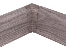 Cezar PREMIUM vnitřní roh, PVC, 59mm, dub sardínie, dekor 157