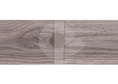 Cezar PREMIUM spojka, PVC, 59mm, dub belfast, dekor 158