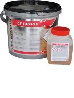 Epoxidová designová spárovací hmota Schonox CF Design transparentní 2,5kg