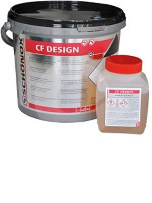 Epoxidová designová spárovací hmota Schonox CF Design šedá 2,5kg