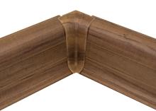 Cezar PREMIUM vnitřní roh, PVC, 59mm, ořech africký, dekor 131