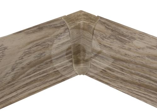 Cezar PREMIUM vnitřní roh, PVC, 59mm, dub hamilton, dekor 216