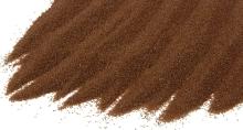 Křemičitý písek barevný hnědý 0,4-0,8mm 25kg