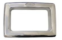 Clonka skimmeru V20 ABS nerez odlitek, kryt příruby skimmeru