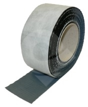 SOUDABAND BUTYL-FLEECE - samolepící butylenová páska 100mm x 10m