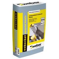 Opravná a vyrovnávací stěrka Weber bat opravná hmota 20kg