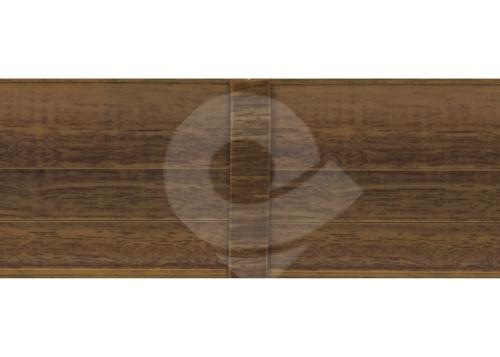 Cezar PREMIUM spojka, PVC, 59mm, dub pálený, dekor 179