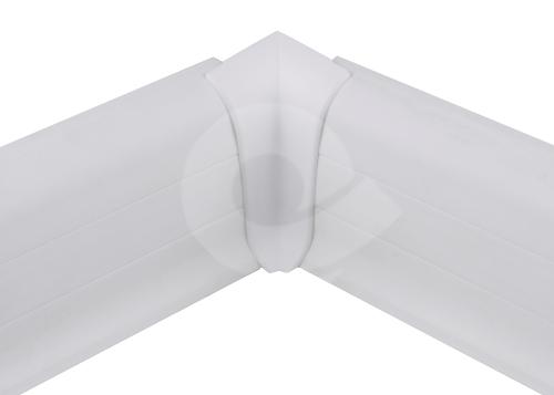 Cezar PREMIUM vnitřní roh, PVC, 59mm, bílá, dekor 089