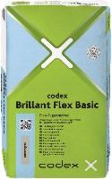 Spárovací hmota cementově šedá CODEX Brillant XL 25kg