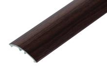 Přechodová lišta Cezar narážecí 30mm 0,9m teak