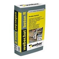 Suchá rychlá betonová směs se zrny do 10mm Weber bat beton R 25kg