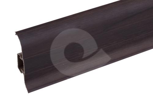 Podlahová lišta soklová Cezar Premium 191