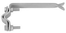 Držák ochranného úhelníku do zdi DUZ Tremis