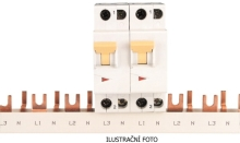 Propojovací lišta Z/GSV/16/1P+N 1m Eaton