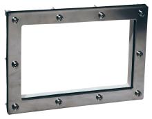 Přírubová jednotka nerez skimmeru V20 pro přestavbu skimmeru