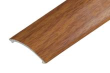 Přechodová lišta Cezar samolepící 40mm 0,9m mahagon