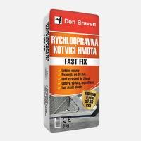 Den Braven rychloopravná kotvící hmota Fast Fix 5kg