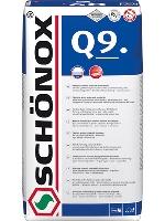 Lepidlo flexibilní rychle tuhnoucí Schonox Q9 C2TES1 25kg
