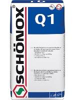 Lepidlo pro nasákavé keramické obklady Schonox Q1 C1TE 25kg