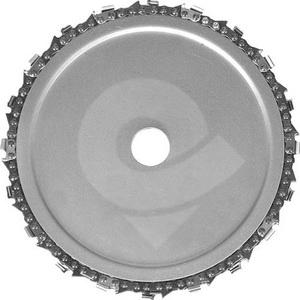MAGG kotouč pro úhlové brusky pilové ozubení 115mm