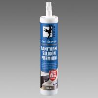 Den Braven sanitární silikon PREMIUM bílý 310ml