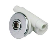 Hydromasážní minitryska 24 ABS chrom pr. otvoru 23mm