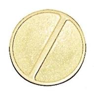 Podlahová tryska R 11/2 ABS
