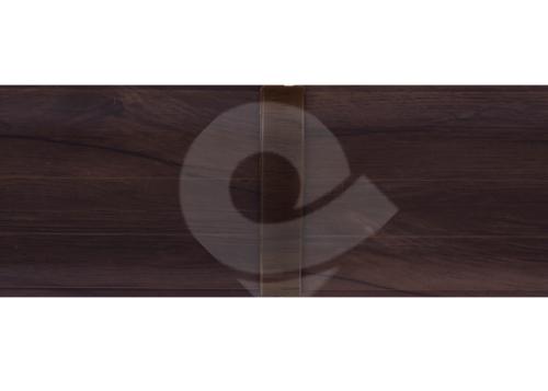 Cezar PREMIUM spojka, PVC, 59mm, hikory smoky, dekor 191