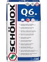 Lepidlo vysoce flexibilní pro namáhané a vlhké prostředí Schonox Q6 C2TES1 25kg