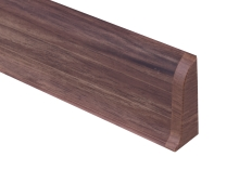 Cezar PREMIUM koncovka pravá, PVC, 59mm, ořech corley, dekor 202