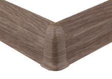 Cezar PREMIUM vnější roh, PVC, 59mm, dub letní, dekor 228