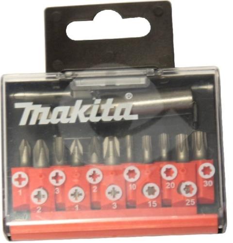 Sada bitů Makita 12ks