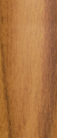 Přechodová lišta Cezar narážecí 30mm 2,7m ořech zlatý