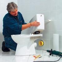 Odstranění wc kombi, cena práce za ks