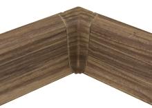 Cezar PREMIUM vnitřní roh, PVC, 59mm, ořech alpský, dekor 170