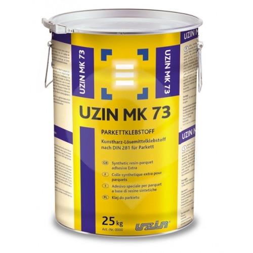 Lepidlo na parkety na bázi syntetických pryskyřic UZIN MK 73 25kg